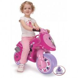 Motocicleta fara pedale Minnie Injusa