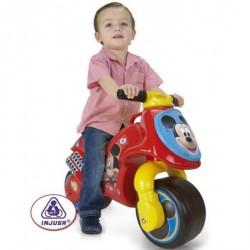 Motocicleta fara pedale Mickey Injusa
