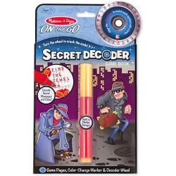 Decodorul de secrete Melissa&Doug