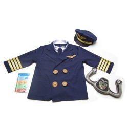 Costum Plot de Avion Melissa and Doug
