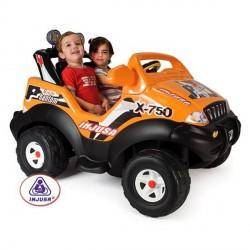 Masinuta electrica Phantom Racer 12V Injusa