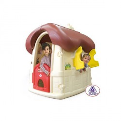 Casuta de exterior Chocolate Cottage Injusa