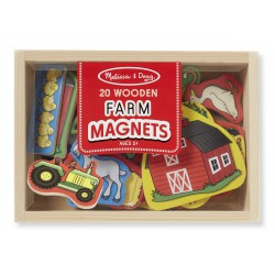 Ferma cu magneti - Melissa and Doug