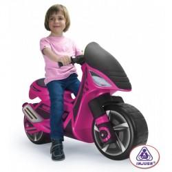 Motocicleta fara pedale Naughty Injusa