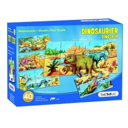 Puzzle de podea Dino Beleduc
