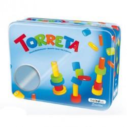 Joc Torreta Metal Box Beleduc